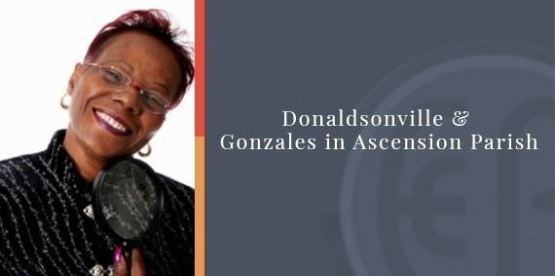 Donaldsonville & Gonzales in Ascension Parish | Ellen Cronin